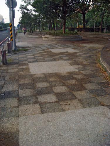 台中東光自行車道