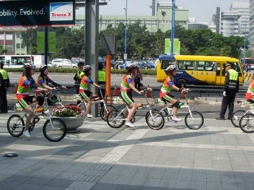 2009 自行車展03