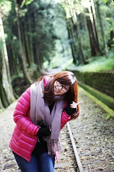 Me at 阿里山
