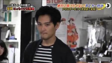 瑛太&松田龍平③ RCカー対決 .mp4_20141028_014752