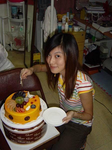 *Vlicy的蛋糕*