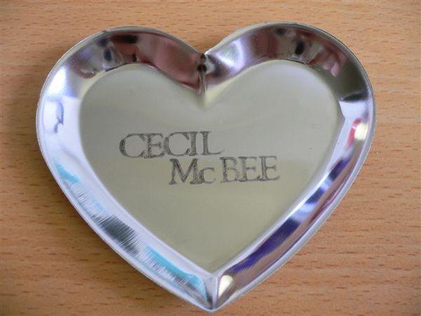 *CECIL McBEE盤-特寫*