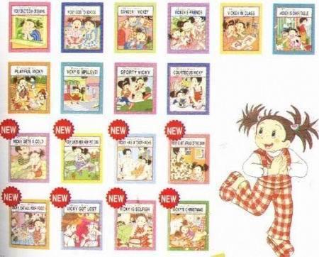 企鵝-亮亮的成長(中文版),精裝30冊6CD
