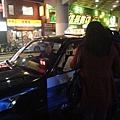搭計程車到本日住宿旅館