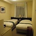 房間不大~但很舒適