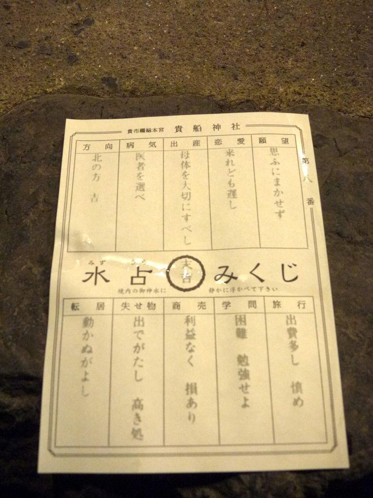 貴船神社水占卜3.JPG