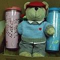 Ranny挑了對杯+熊熊給我唷!