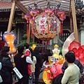 龍山寺的平安總燈