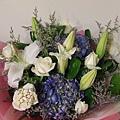 我收到的花束  漂亮