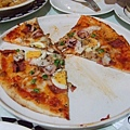 主廚推薦披薩
