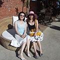 CPM和Betty@Villa Sugar 海邊