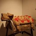 三協成糕餅博物館裡面的麵豬