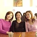 珮旻、Betty和我的合照1