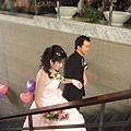 寶永婚禮--新郎、新娘進場