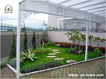 庭院採光罩晴雨棚