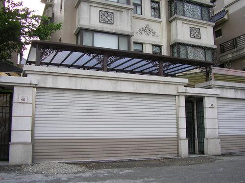 車庫採光罩-歐式