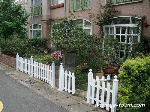 花園圍籬-鋁合金圍籬