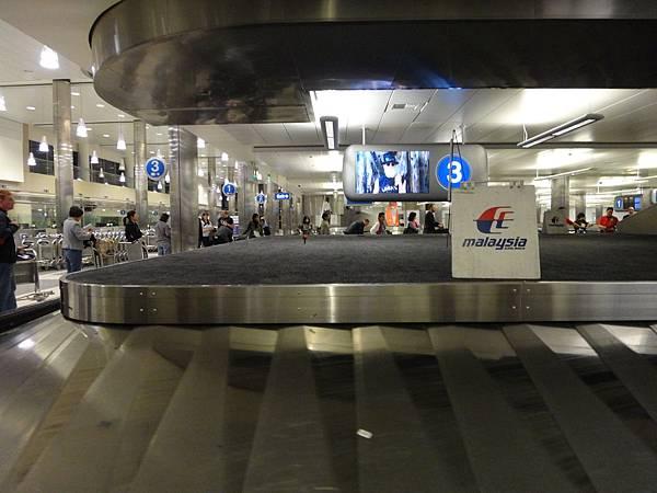 LAX 行李轉盤