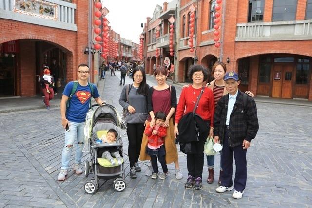 2017年3月12日 宜蘭傳藝中心,家族旅行。(1)