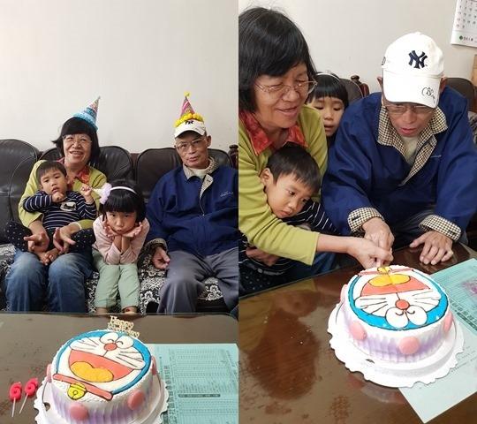 2018年4月8日 苑裡,66歲生日快樂。(1)-tile