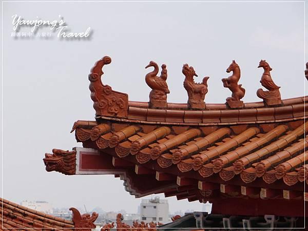 臺南土城鹿耳門聖母廟