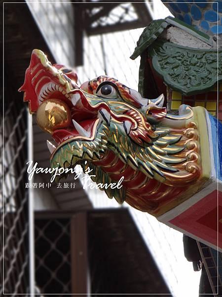 臺南三郊鎮港海安宮