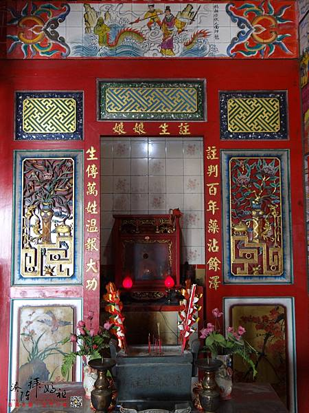 烈嶼西湖古廟