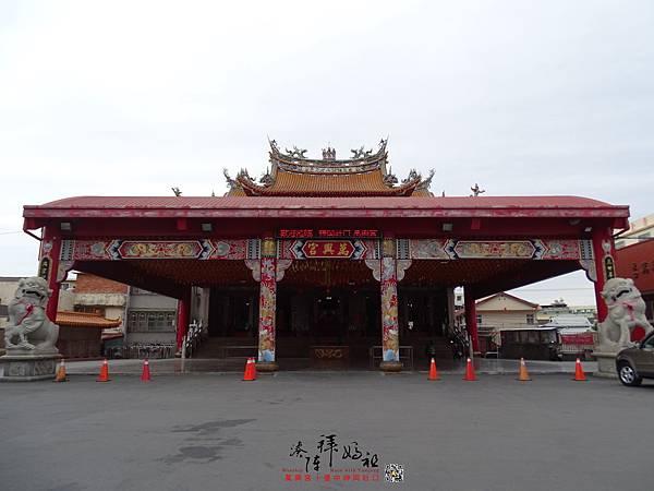 神岡社口萬興宮