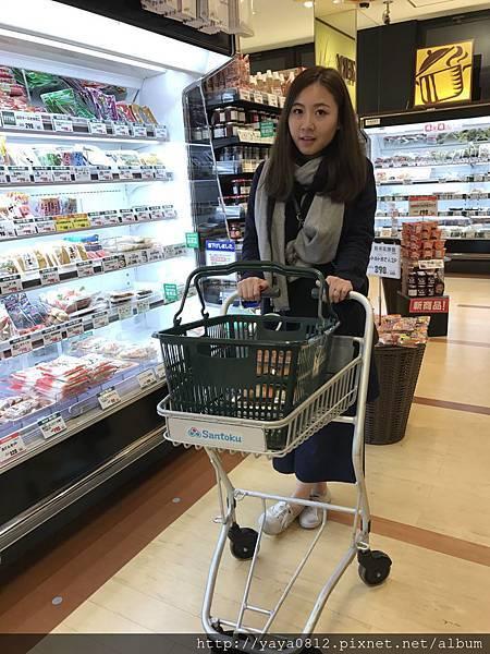 逛日本超市
