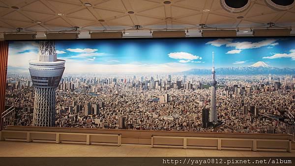 2016東京-晴空塔