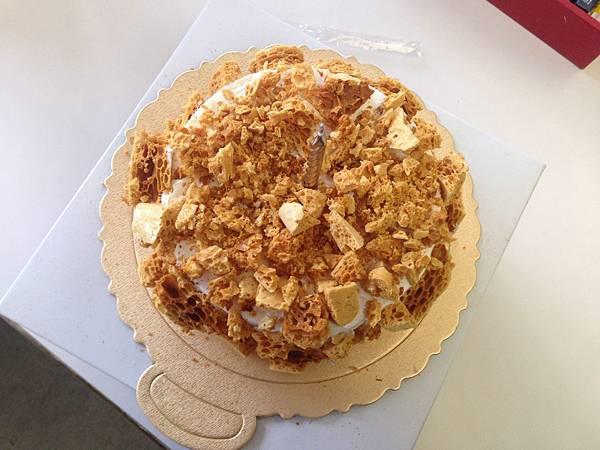 Joyce West 焦糖鮮奶油蛋糕