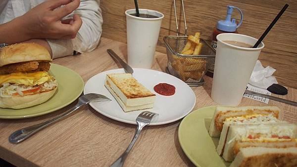 中和 福來早餐