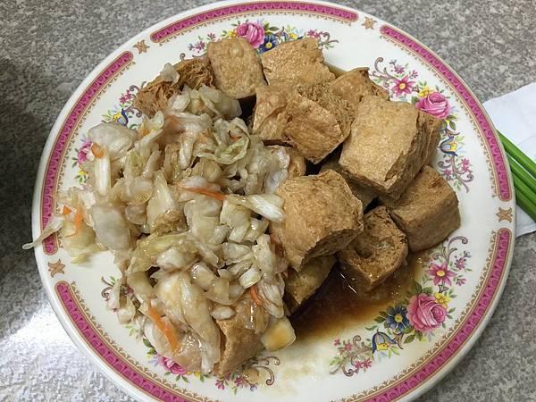 三重|林記臭豆腐&大腸麵線