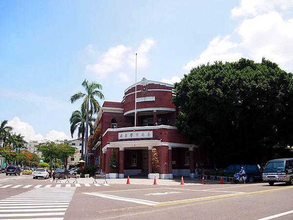12台南市警察局