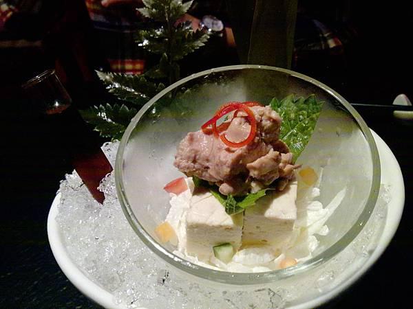 06-創作鱈魚肝雞肉塔