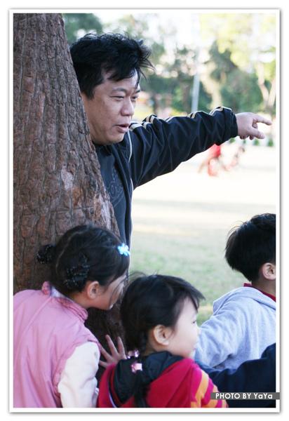 澤把拔:全體跑去那棵樹再回來~.jpg