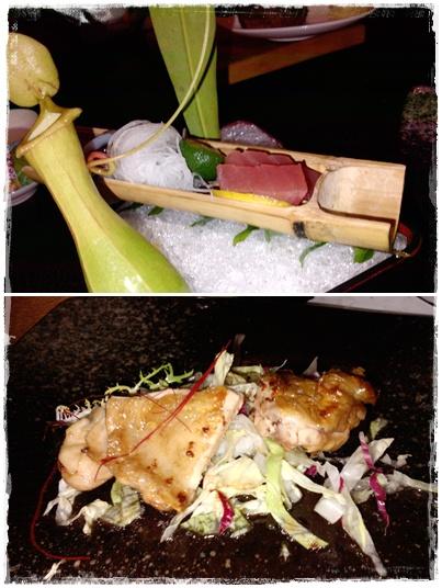 刺身-生魚片、蜜汁雞腿二選一.jpg