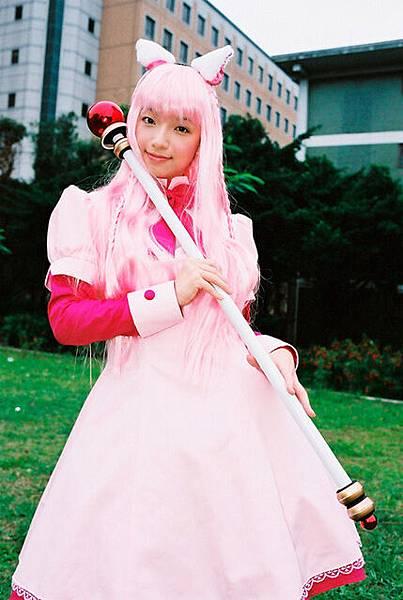 天翼之鍊 粉紅版 蒂琪愛兒