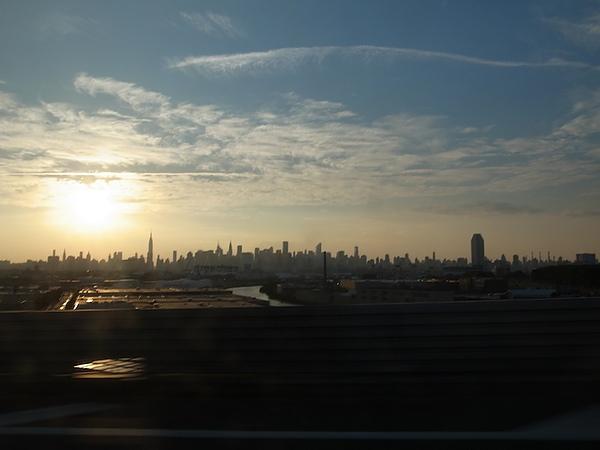 遠看曼哈頓