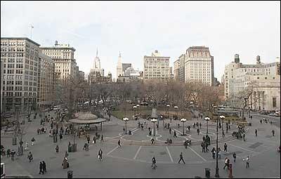 聯合廣場舊圖