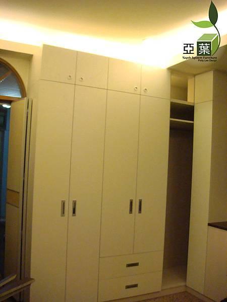 065亞葉系統傢俱►台中大雅張先生►主臥