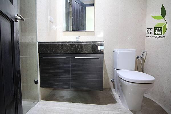 076亞葉系統傢俱►總太國美黃宅►公共浴室