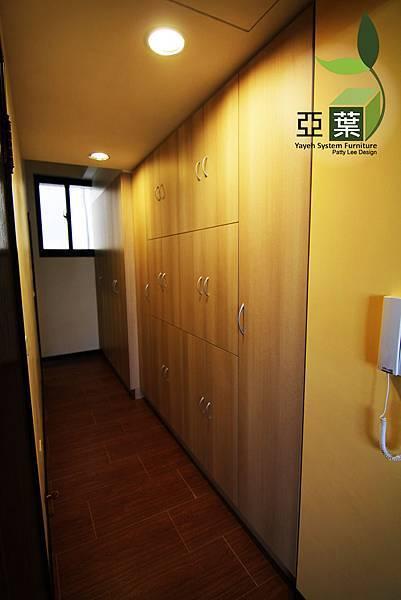 079亞葉系統傢俱►中科楊先生►更衣室