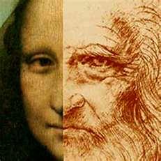 達文西的繪畫