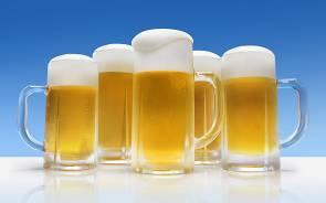 為什麼可以一次暍好幾杯啤酒?