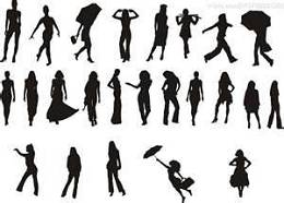 女人的體態符號
