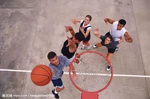 你會打籃球嗎