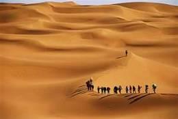 走出人生的沙漠