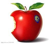 上帝咬過一口的蘋果