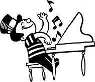 難聽的鋼琴聲